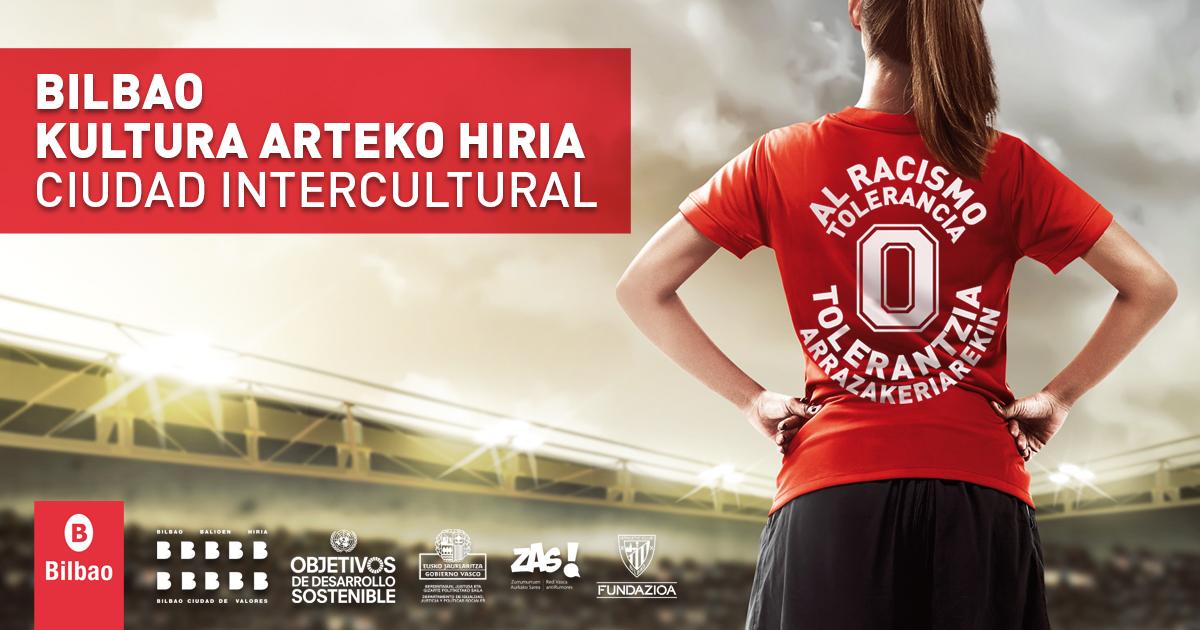 Bilbao kultura arteko hira - ciudad intercultural